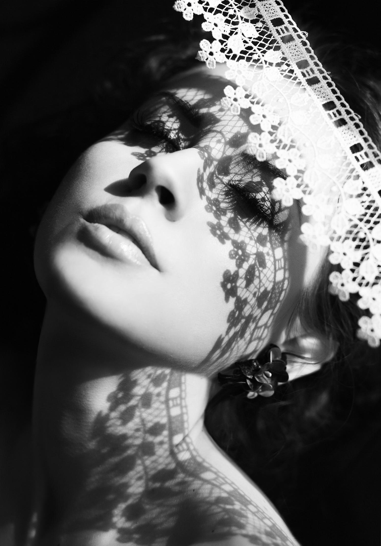 шикарные черно-белые картинки и фото