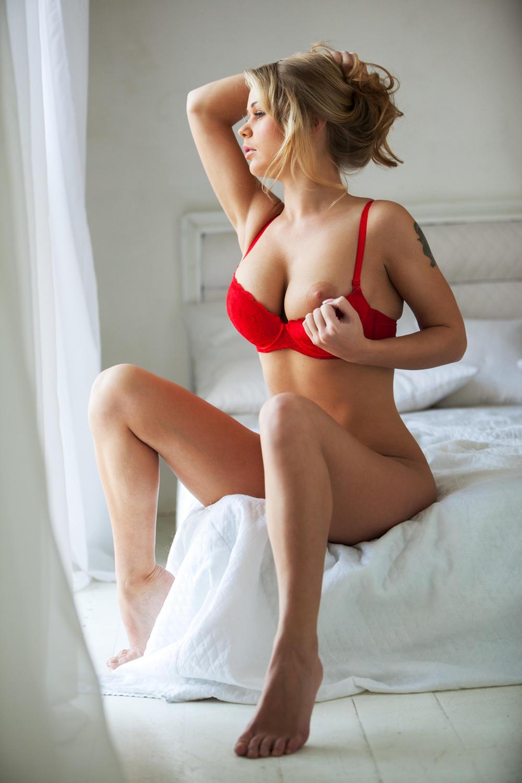 Sexiest cleavage