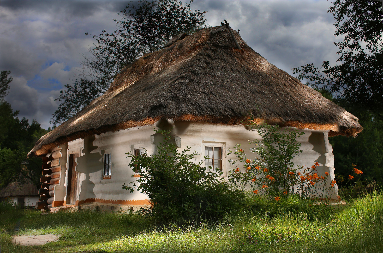 Картинка сельские дома