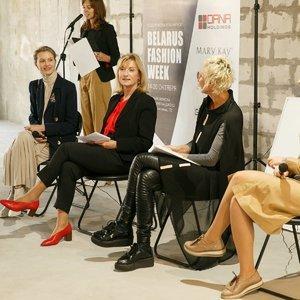 Belarus Fashion Week SS 2020. Пресс-конференция