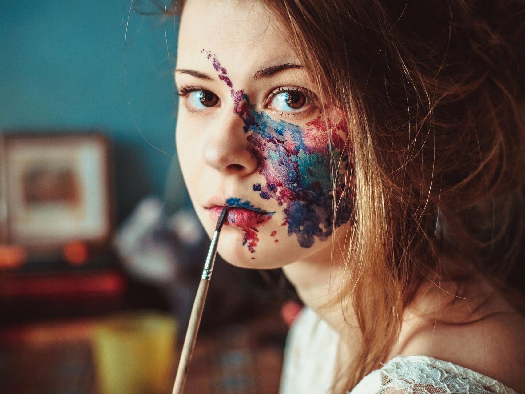 Идеи креативной портретной фотосессии