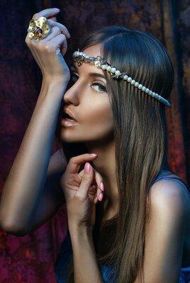 Яна ковалевская работа моделью в красногорск