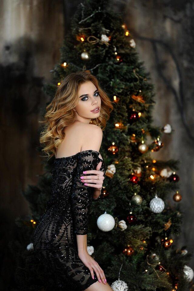 Рождественская елка, Рождество, Леди, Дерево, Мода, Рождественские украшения, Рождественские украшения, Совместные, Длинные волосы, Канун Рождества