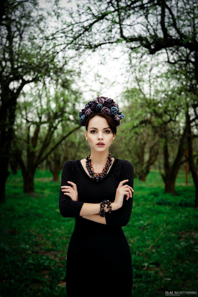 наташа удовенко модель
