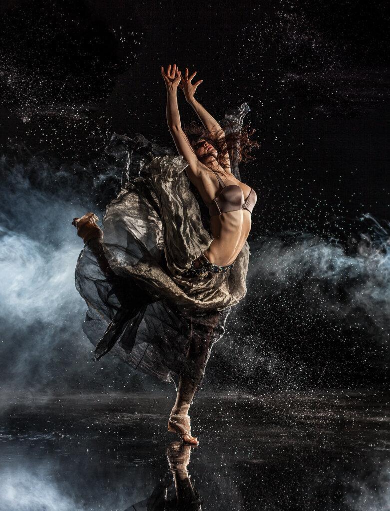 Фото открытка танцы готовят